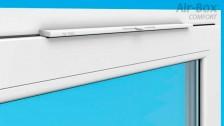 Приточный клапан AIR-BOX COMFORT с установкой