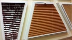 Плиссе на трапециевидные окна PNTO-022