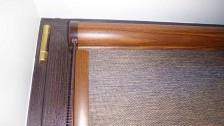Ремонт и замена карниза рулонных штор