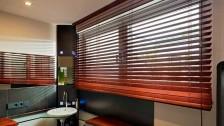 Горизонтальные деревянные-50мм для пластиковых окон