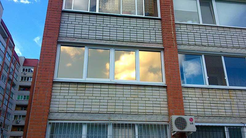 Купить пленку для балкона..